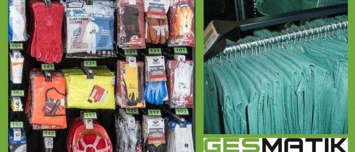 Gesmatik es la solución óptima para la gestión de vestuario laboral